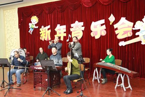 民乐老师合奏《最炫民族风》